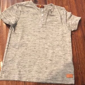 Gently Worn Toddler 7 for all man kind shirt